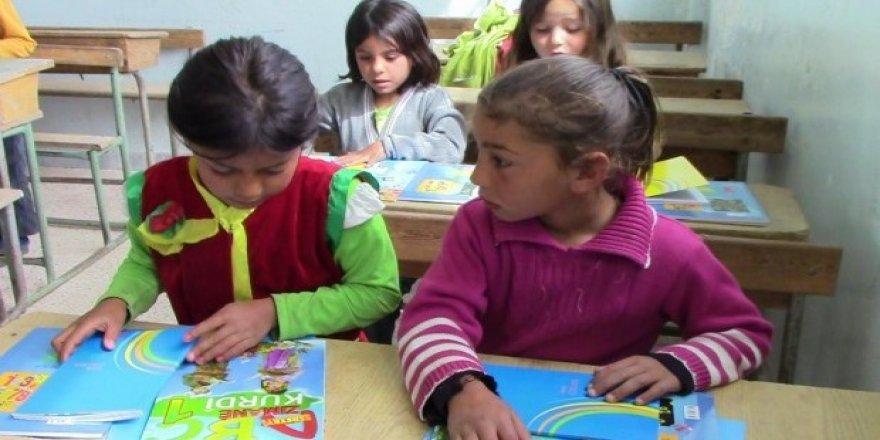 Rojava'da Çok Dilli Eğitim Başlıyor