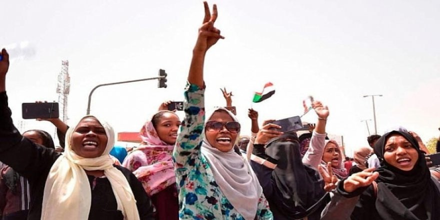 Sudan'da İlk Hükümet Kuruldu