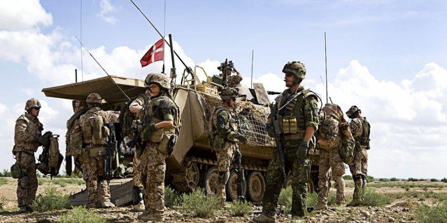 Danimarka Da Suriye'ye Asker Gönderiyor