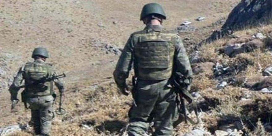 Mardin'de Güvenlik Güçleri İle PKK'liler Arasında Çatışma Çıktı