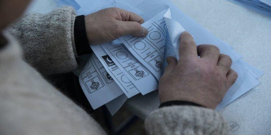 Avrasya'dan Seçim Anketi: Birinci Parti CHP