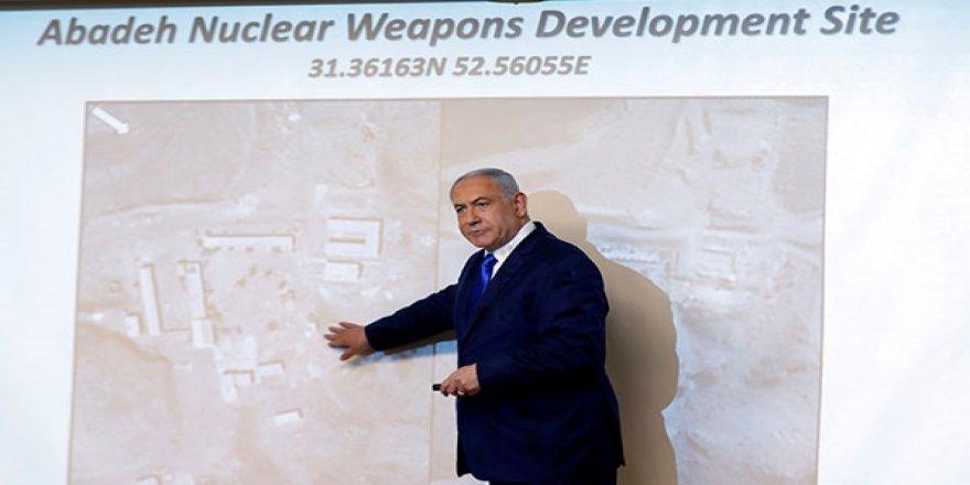 Netanyahu: Gizli Bölgeleri İfşa Ettik