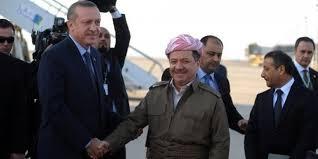 Barzani'nin Ankara'ya Sürpriz Ziyareti