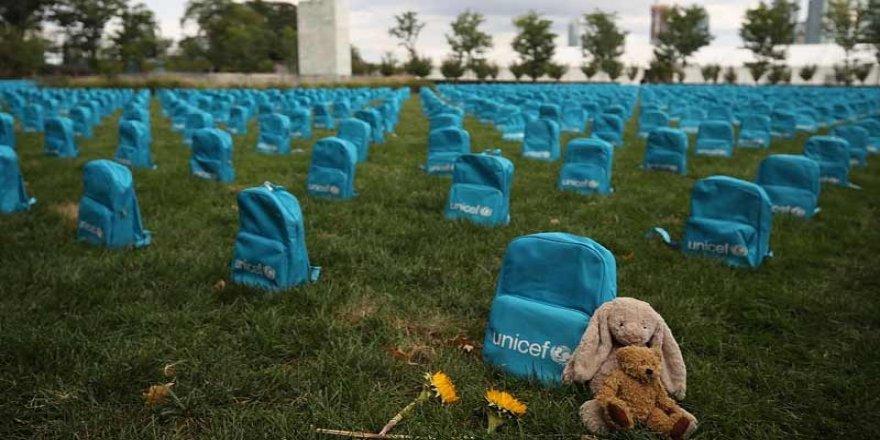 UNICEF'den Çocuk Ölümlerine Çarpıcı Mesaj