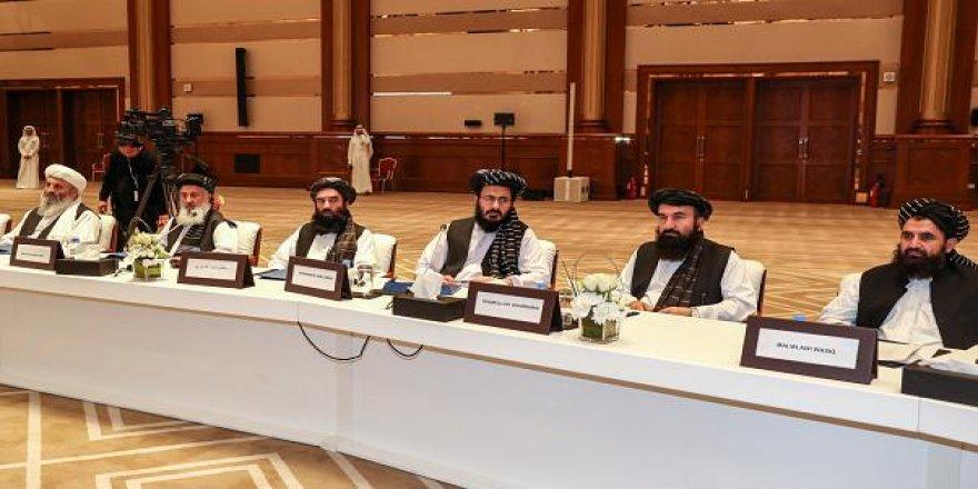 Taliban'dan Savaş Yemini