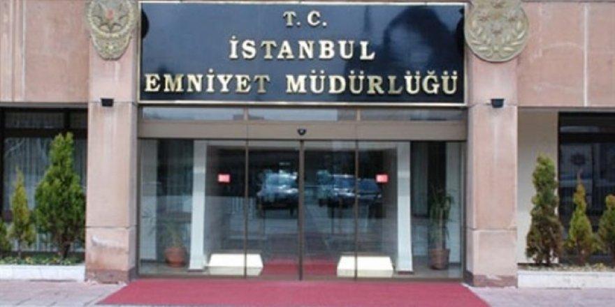 İstanbul Emniyet'inden Skandal Talep