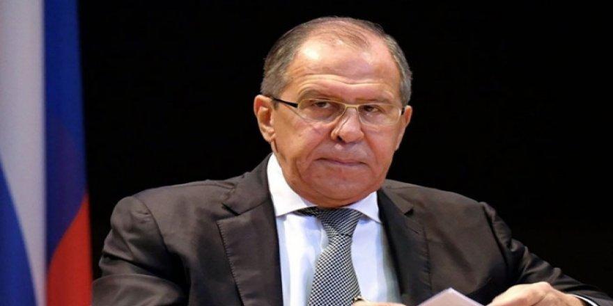 Lavrov, İlk Kez Erbil'e Gidecek