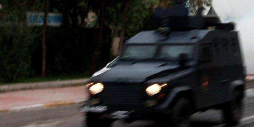 Zırhlı Araç Bir Çocuğa Çarptı