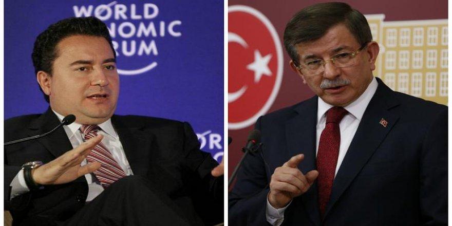 ORC anketi: Ali Babacan yüzde 11.6, Davutoğlu yüzde 8.5