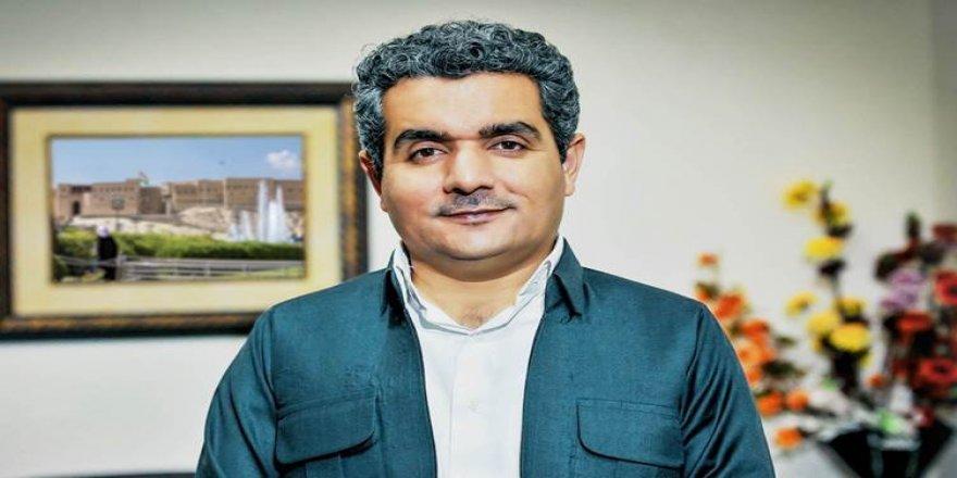 Erbil'in yeni valisi: Ferset Sofi