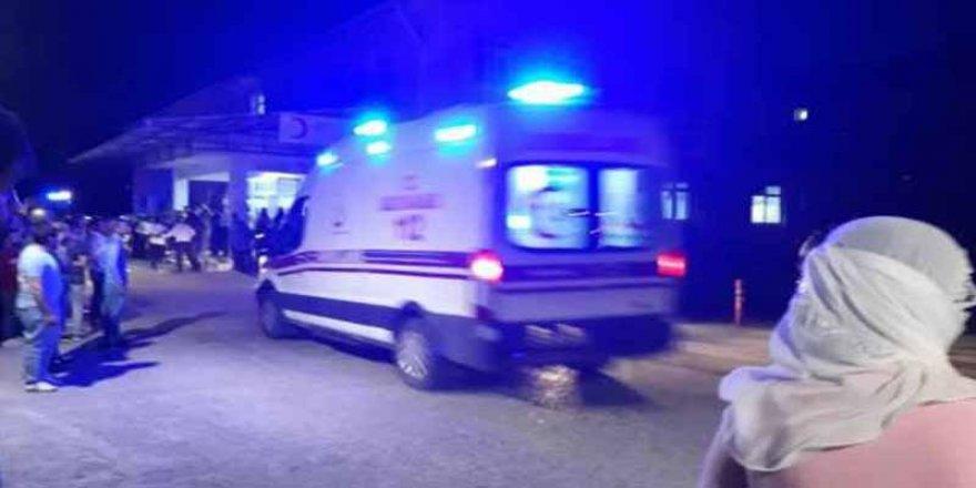 Kulp'ta patlama: 7 kişi hayatını kaybetti