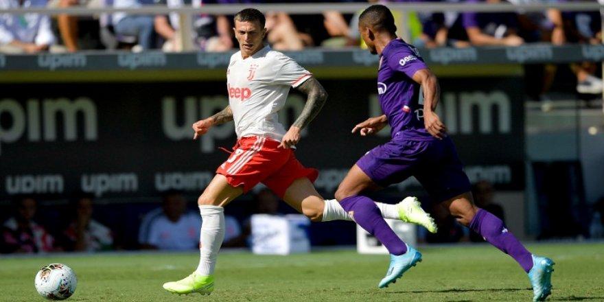 Juventus'tan ilk puan kaybı