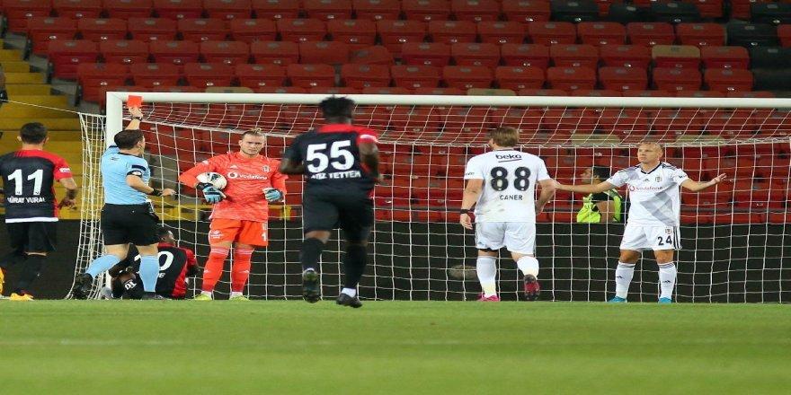 Gazişehir Gaziantep: 3 - Beşiktaş: 2
