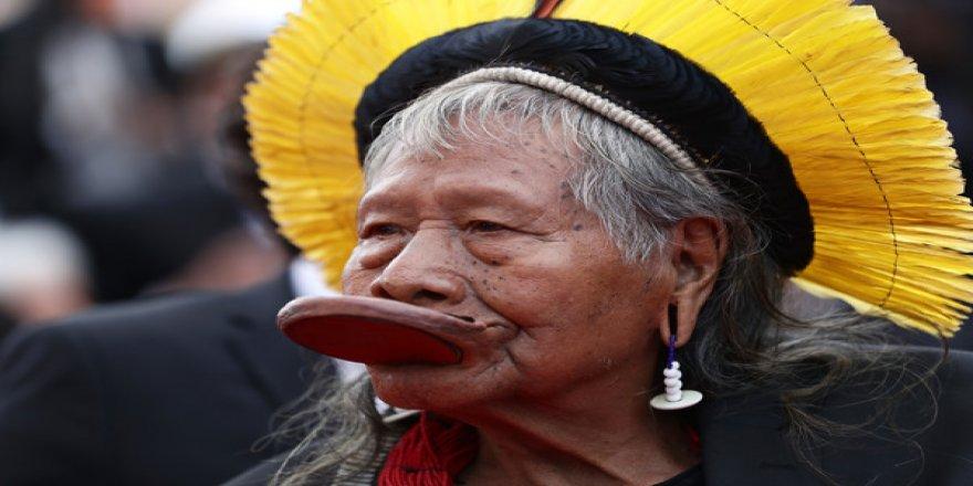 Amazonların yerli şefi Nobel Barış Ödülü'ne aday gösterildi