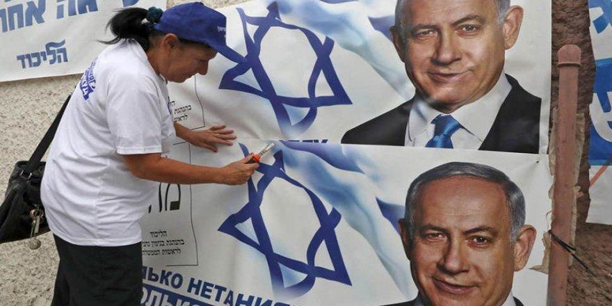 İsrail seçimleri: Netanyahu az farkla geride