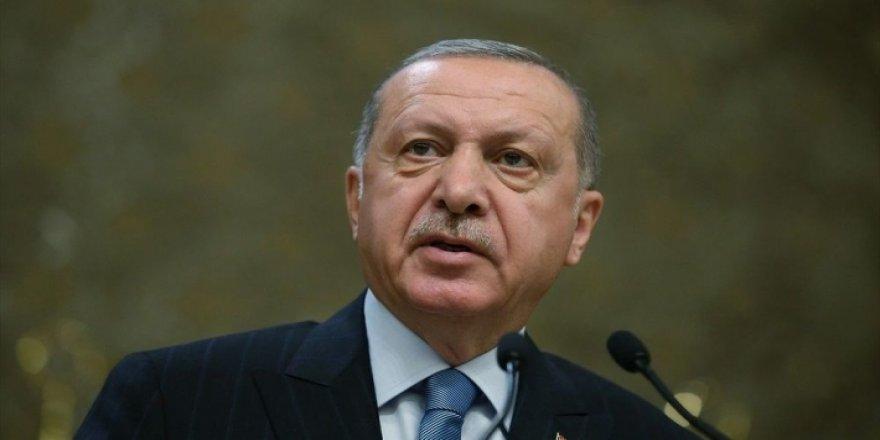 Erdoğan 'güvenli bölge' için süre verdi