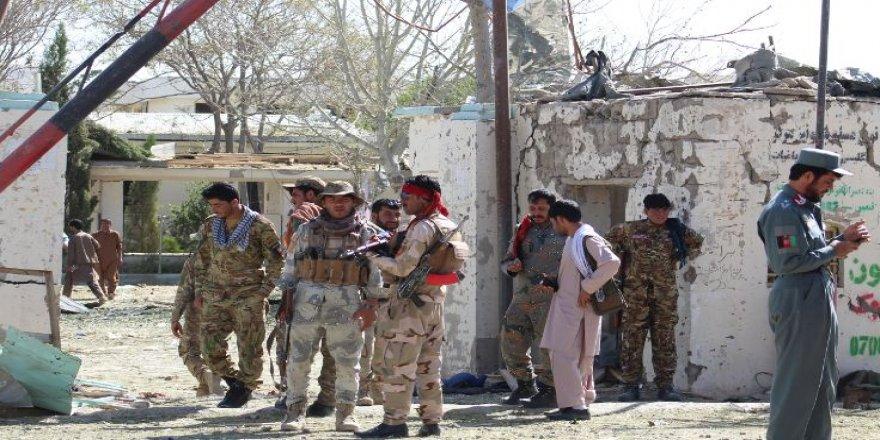Afganistan'da IŞİD yerine işçiler vuruldu: En az 30 ölü, 40 yaralı