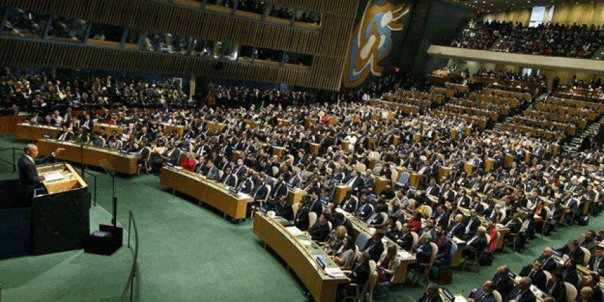 Kürtlerin ilk kez heyette temsil edildiği BM yıllık toplantısı başlıyor