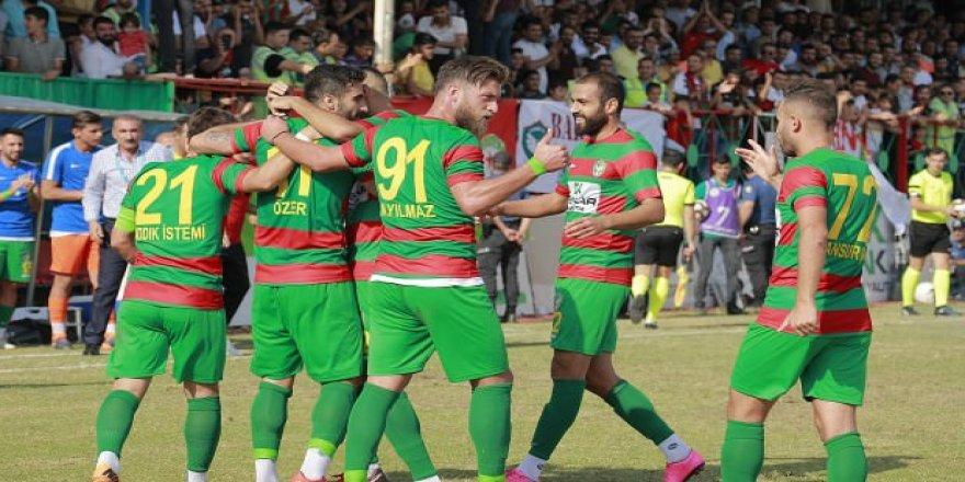 Amed Spor Ziraat Türkiye Kupası'nda tur atladı