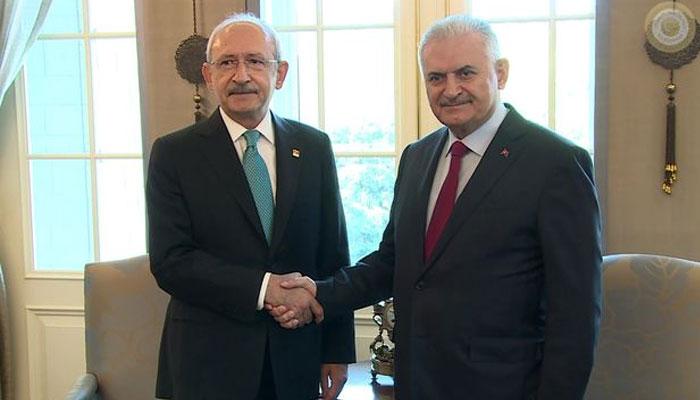 Başbakan Yıldırım:Kılıçdaroğlu'na Yapılan Suikast