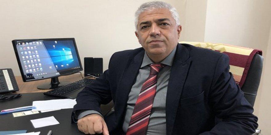 Abdullah Kıran: 'Üniversitelerdeki Kürtçe bölümler, yetim durumdadır'