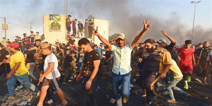 Irak kan gölü: 100 ölü, 2 bin yaralı!