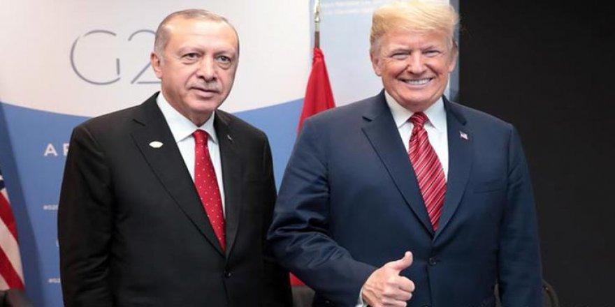 Erdoğan-Trump görüşmesi basına sızdırıldı