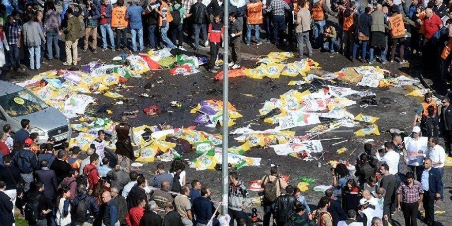 10 Ekim'in 4. yılı: Savaşa hayır barış hemen şimdi!