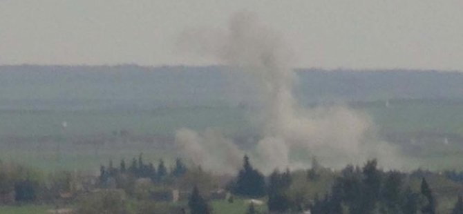 TSK bombardımanında 20  sivil öldü