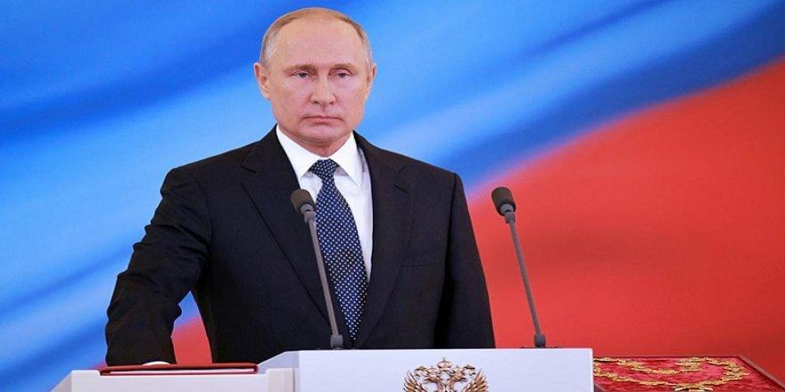 Putin: IŞİD'ciler hapishanelerden kaçabilir
