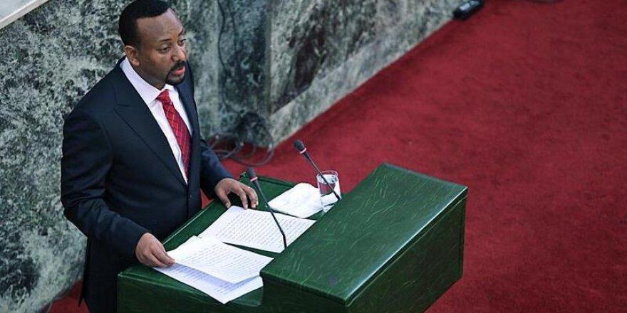 Nobel Barış Etiyopya Başbakanı'na verildi