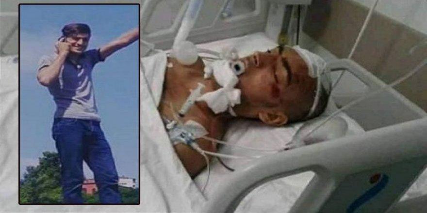 Kürtçe konuştuğu için saldırılan genç öldü