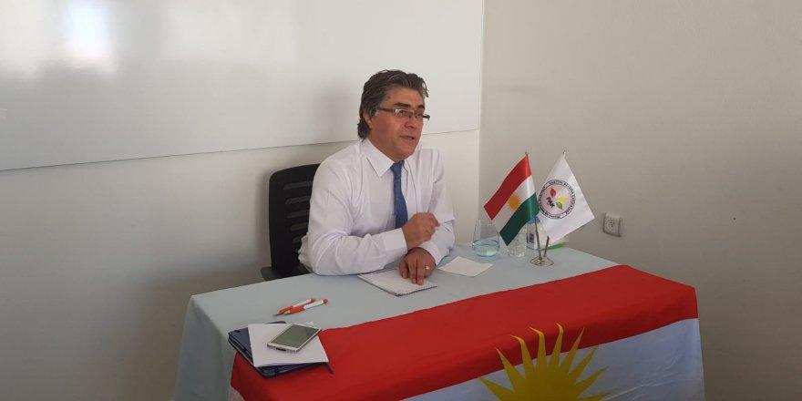 Özçelik: Kürtlere ölümü gösterip sıtmaya razı etmek istiyorlar