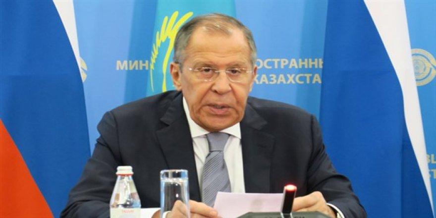 Lavrov: SDG-Şam Anlaşmasını Da Destekleyeceğiz