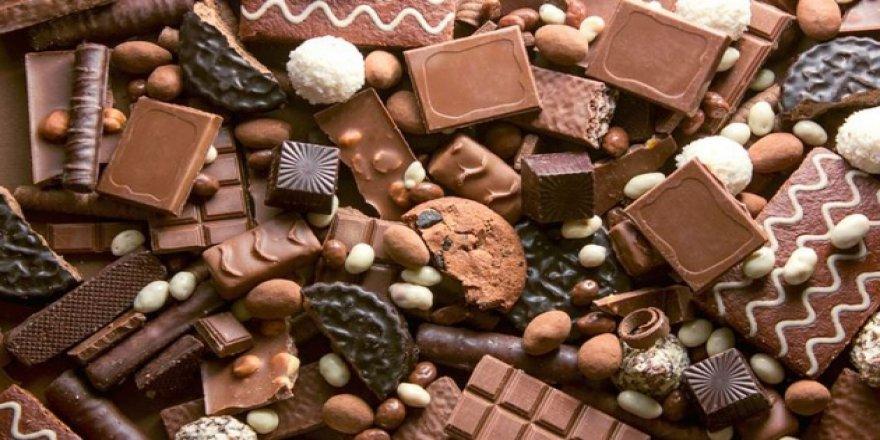 Çikolata ve enerji içeceklerindeki tehlike