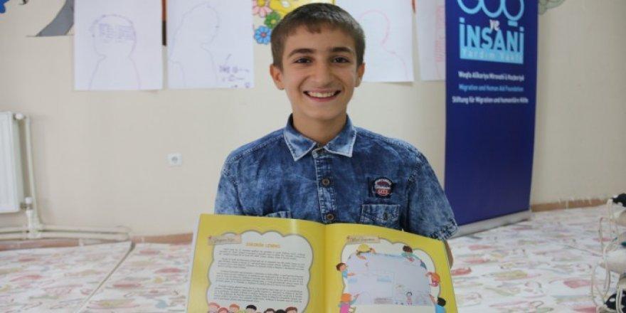 Diyarbakır'da çocuklardan 'Mafên Zarokan'