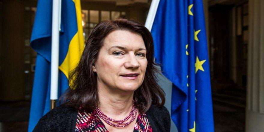 İsveç Hükümetinden Rojava'ya insani yardım