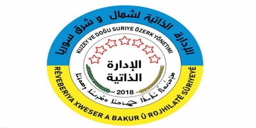Rojava Özerk Yönetimi'nden ateşkes açıklaması