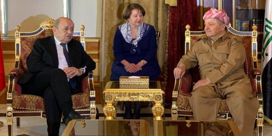 Başkan Barzani: Kürtlerin ödediği bedeller göz önünde bulundurulmalı!