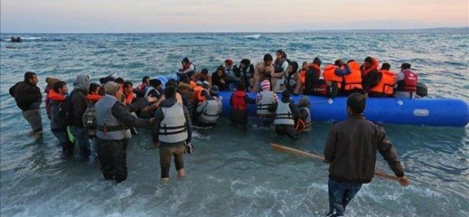 Hâkim, mültecilerle bota binip Yunanistan'a gitti; siyasi sığınma talep etti