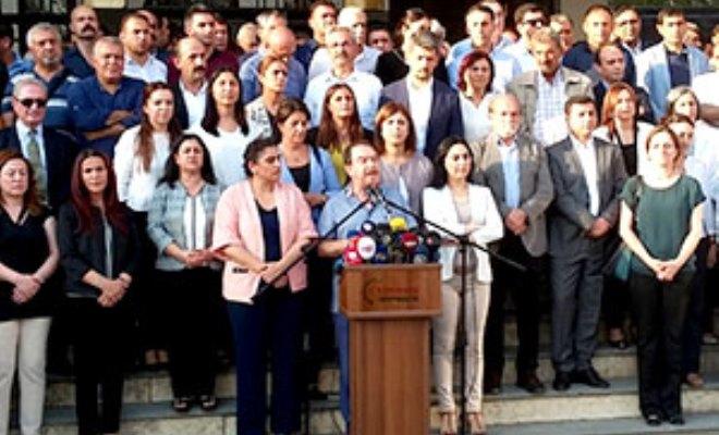 DTK Başkanı Hatip Dicle:Talebimiz Öcalan'la Görüşmek