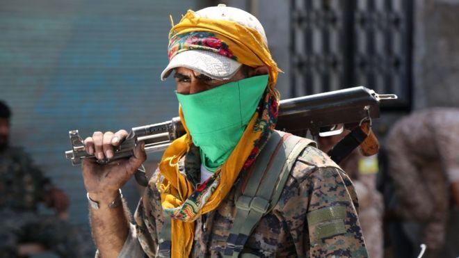 """""""ABD desteği Kürtlerin kendilerine fazla güvenmesine neden oldu"""""""