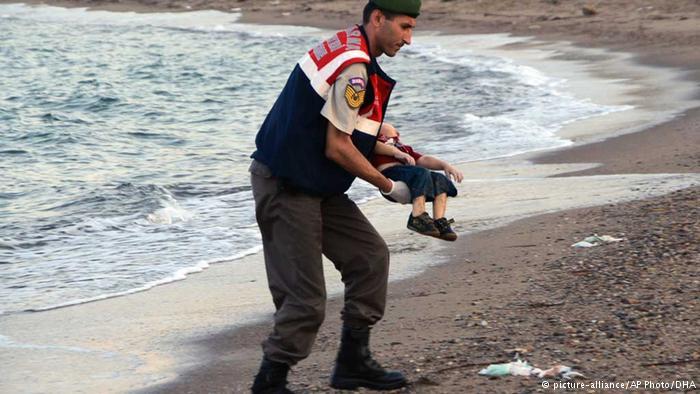 2016 yılında her 80 dakikada bir sığınmacı hayatını kaybetti
