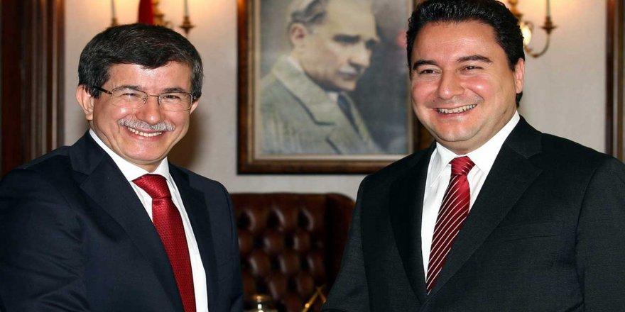 'Davutoğlu ve Babacan Kürt siyasetçilerle temasta'