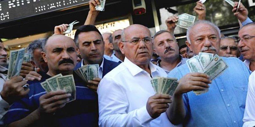 Ekonomik krizi eleştirenlere hapis cezası!