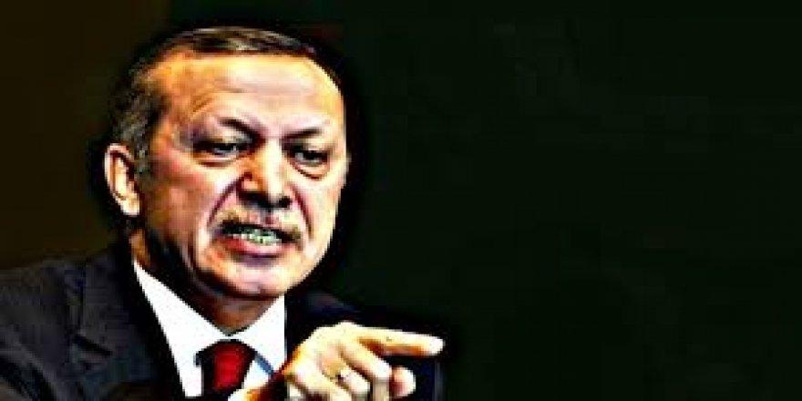 """Erdogan """"egosentrîst"""", """"megaloman"""", """"mîtoman"""",  """"etnosentrîst"""" û nexweşê desthilatdarîyê ye"""