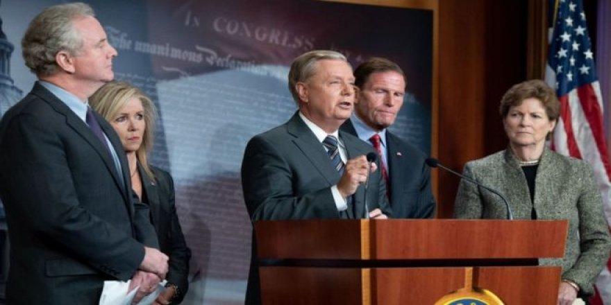 5 Amerikalı senatörden Türkiye'ye yaptırım mektubu