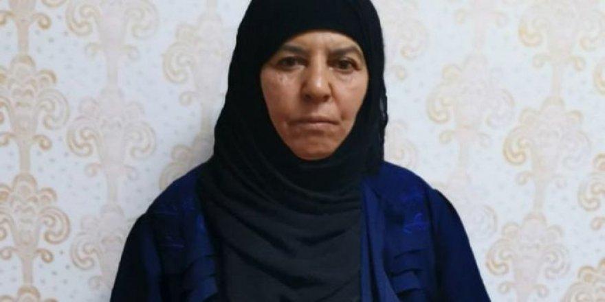 Bağdadi'nin eşi 2018'de Hatay'da yakalanmış!