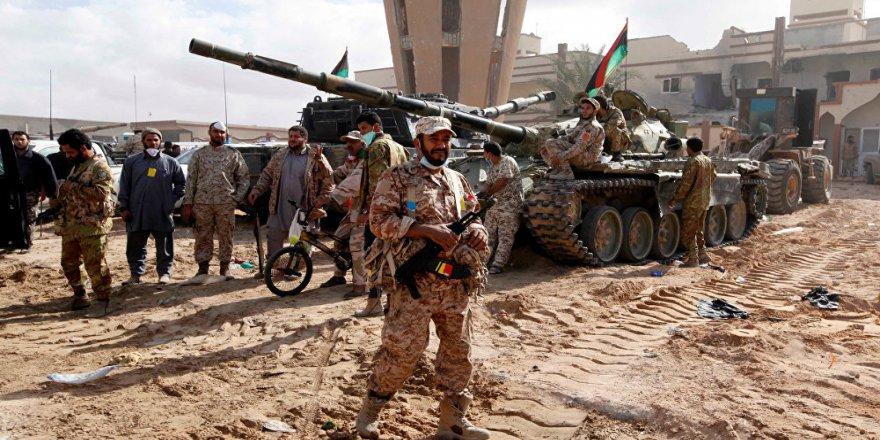 BM raporu: Türkiye, Ürdün ve BAE, Libya'ya uygulanan ambargoyu ihlal ediyor