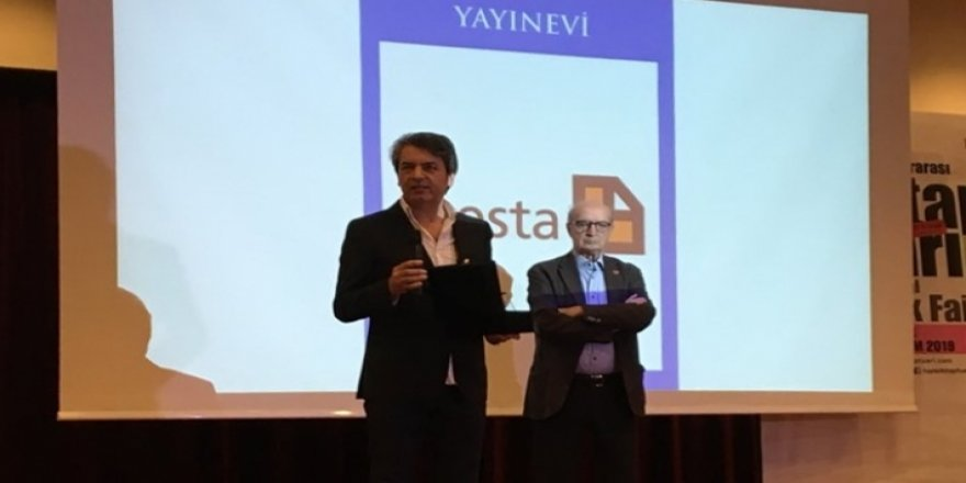 Düşünce ve İfade Özgürlüğü Ödülü, Avesta Yayınları'na verildi